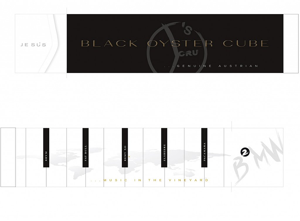 Black Oyster Cube.indd